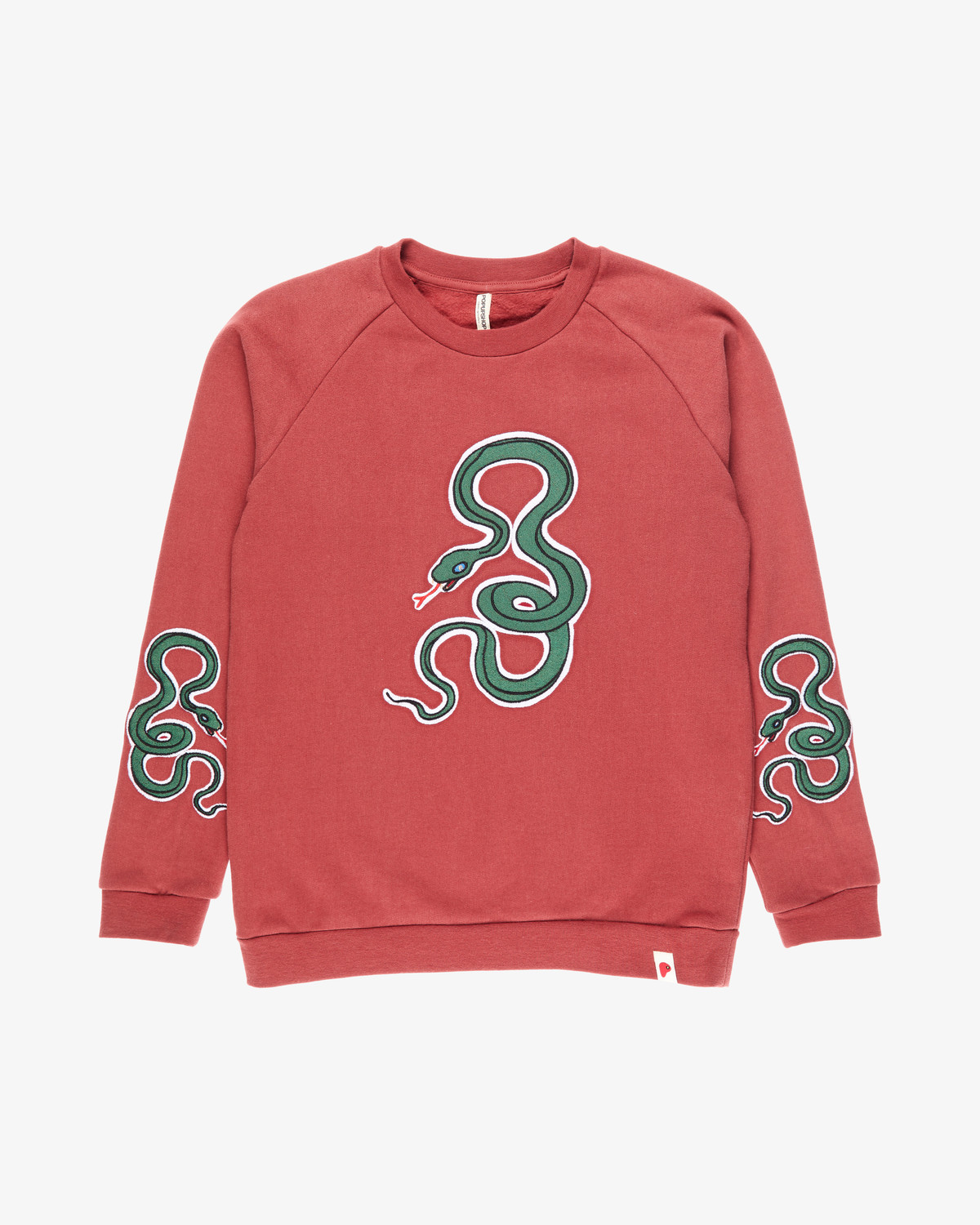Popupshop Sweat Snake collegepusero