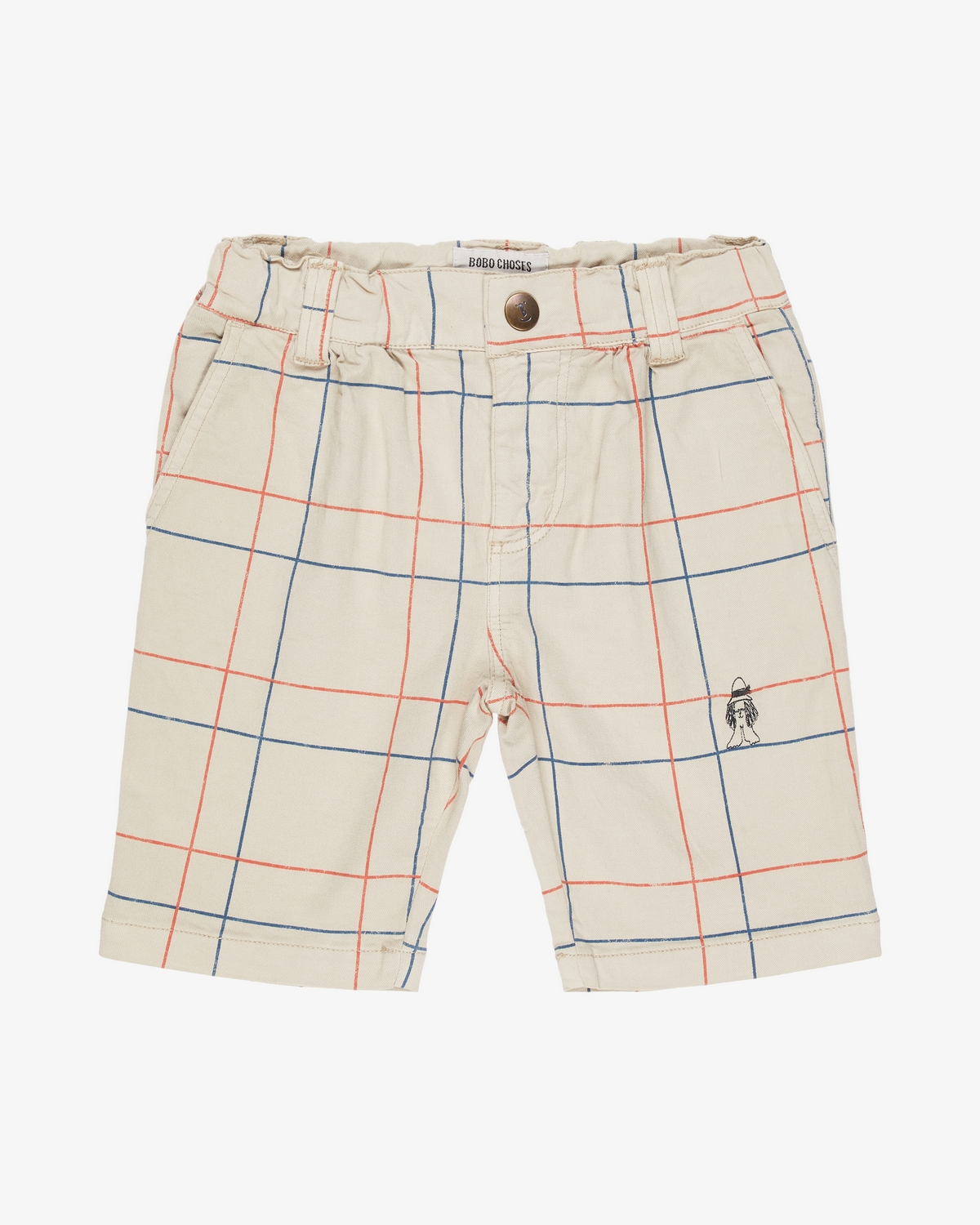 Bobo Choses Chino Bermuda shortsit