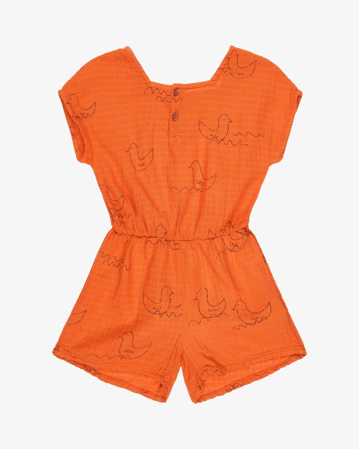 Bobo Choses Geese jumpsuit
