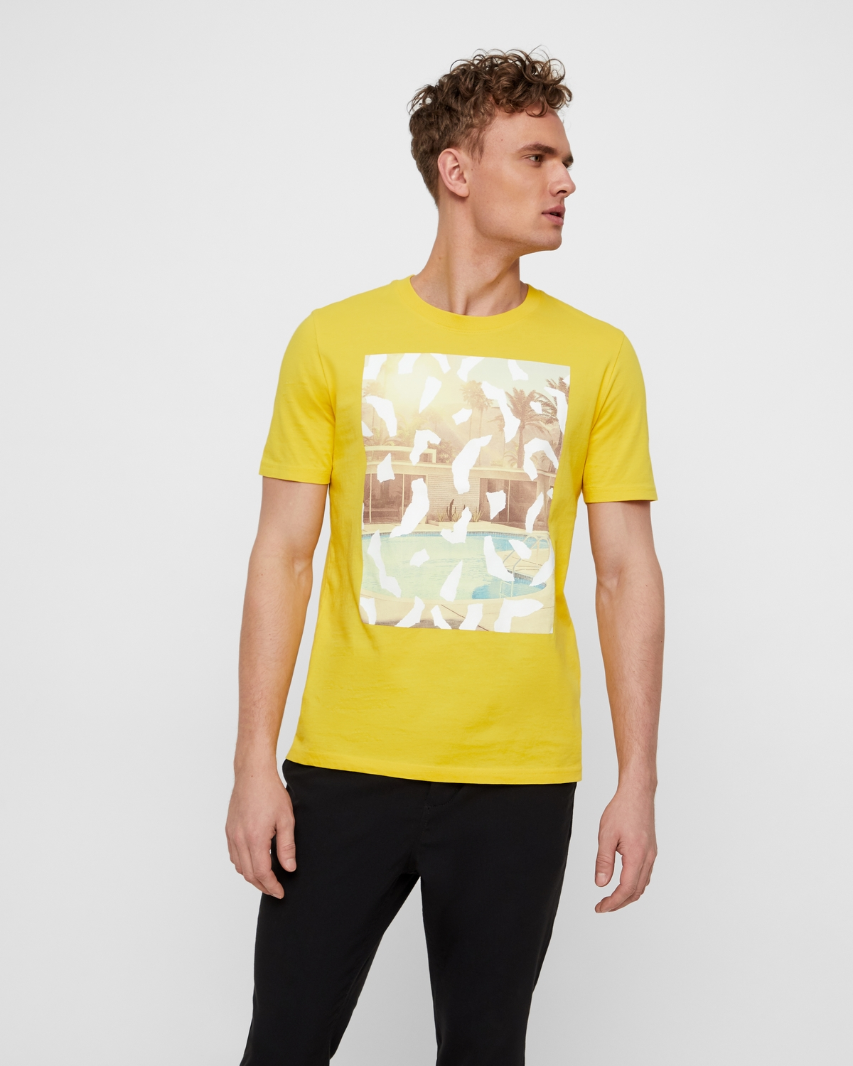 BOSS CASUAL TPool T- shirt