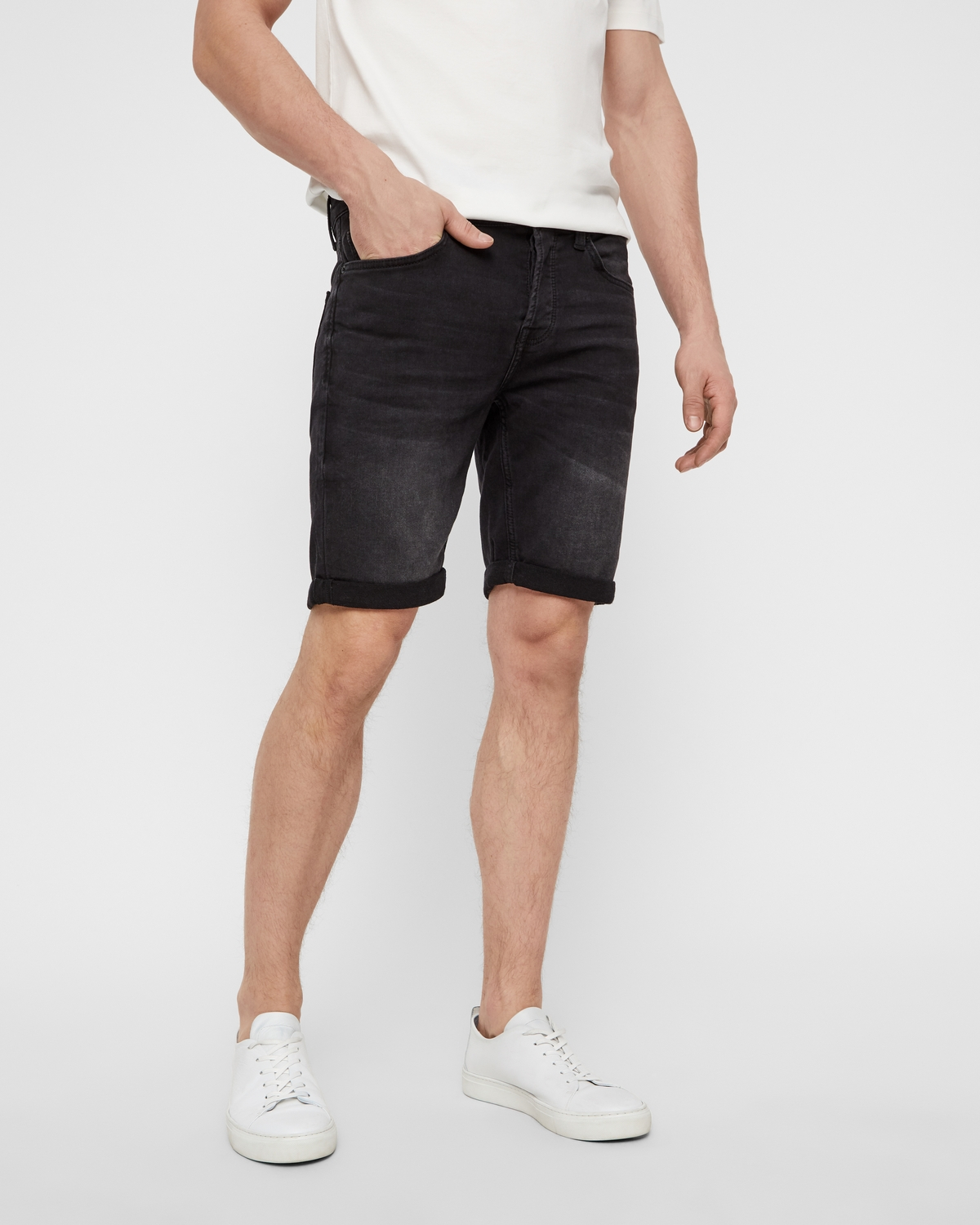 ONLY & SONS onsply sw Black Shorts
