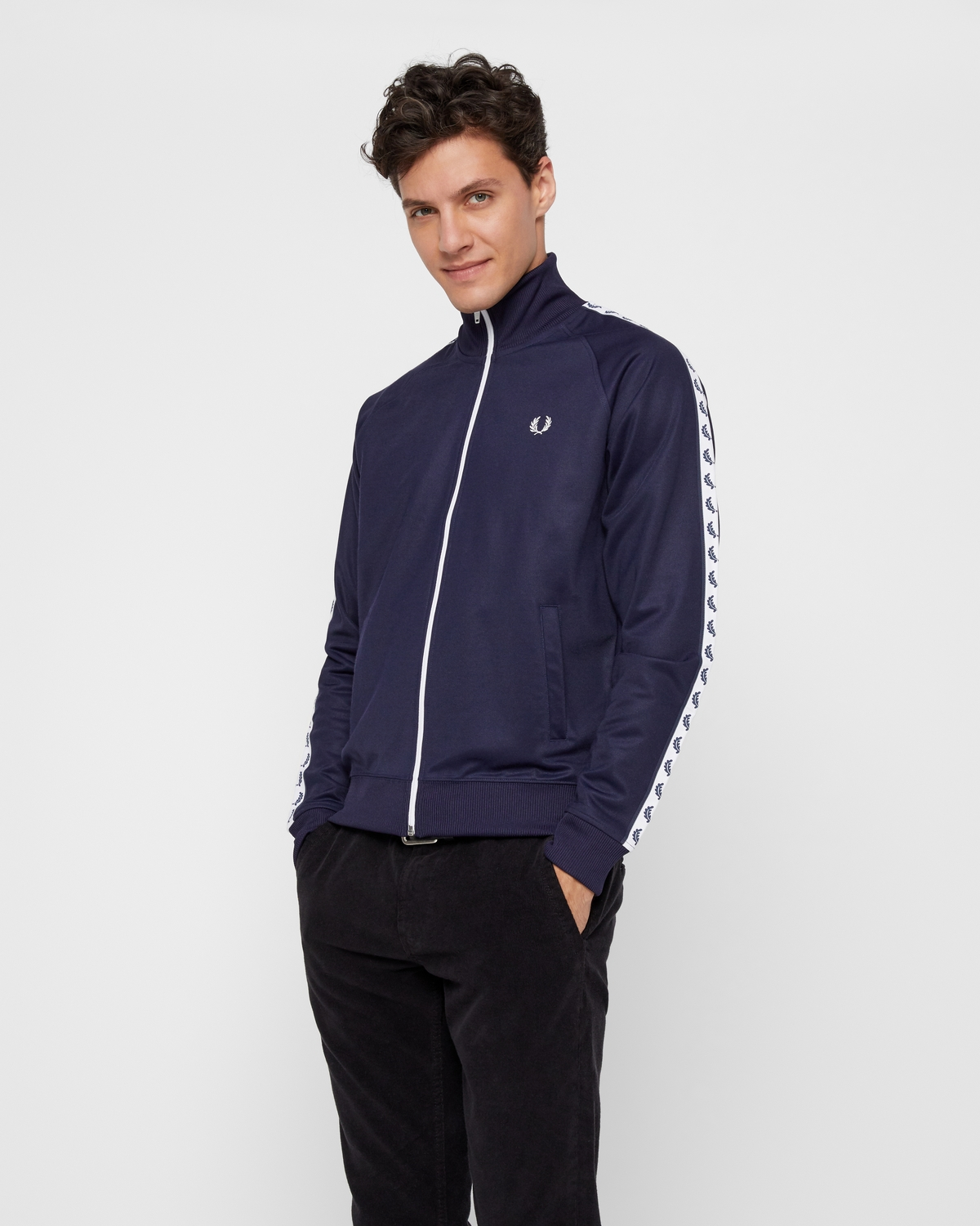 Fred Perry Track sweatshirt