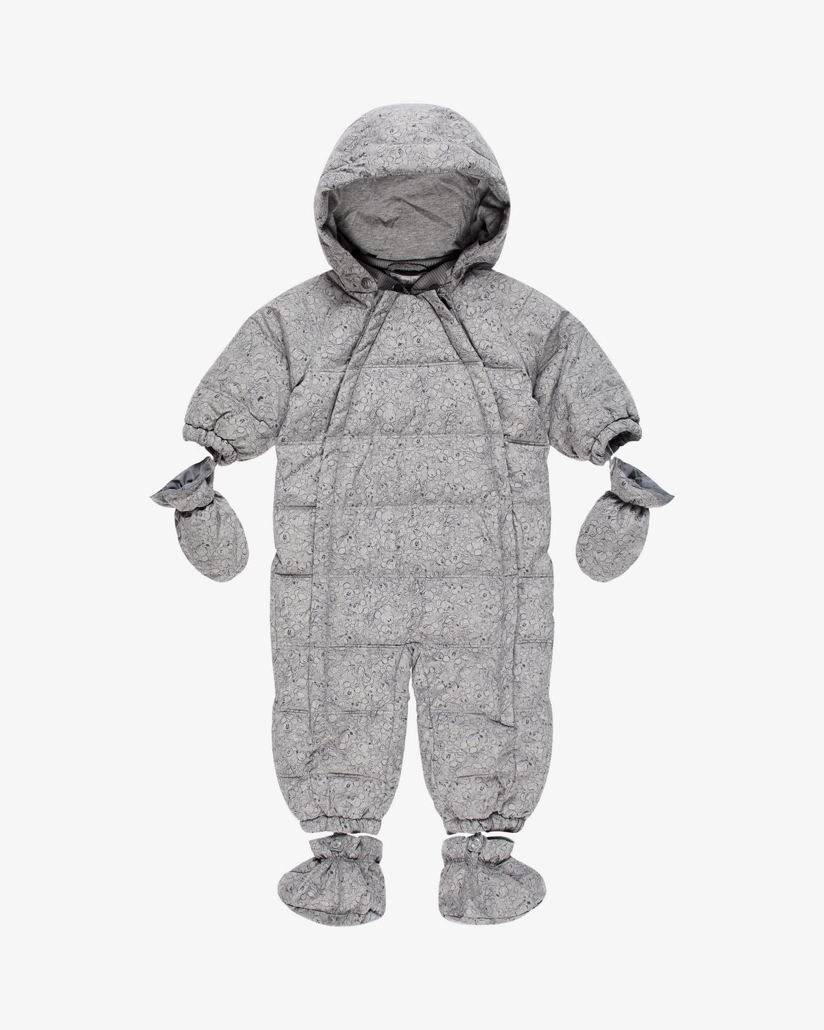 Wheat Mickey winter coverall